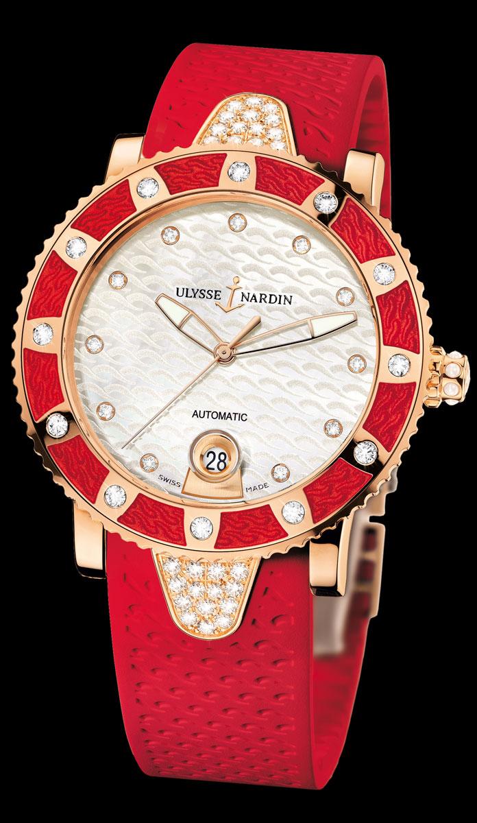 Каталог - Швейцарские часы - Ulysse Nardin - Lady