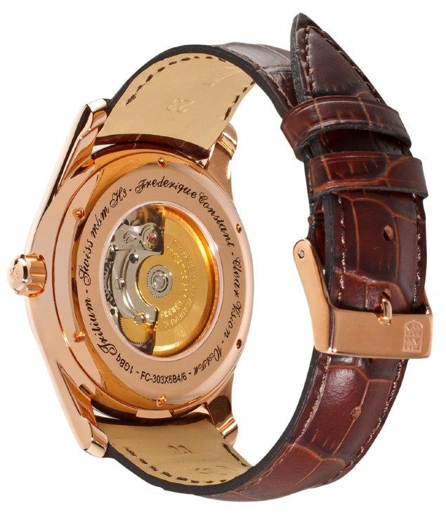 Купить золотые часы фредерик констант мужские