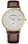 Claude Bernard Classic Big Date Small Second 65003 37J AID