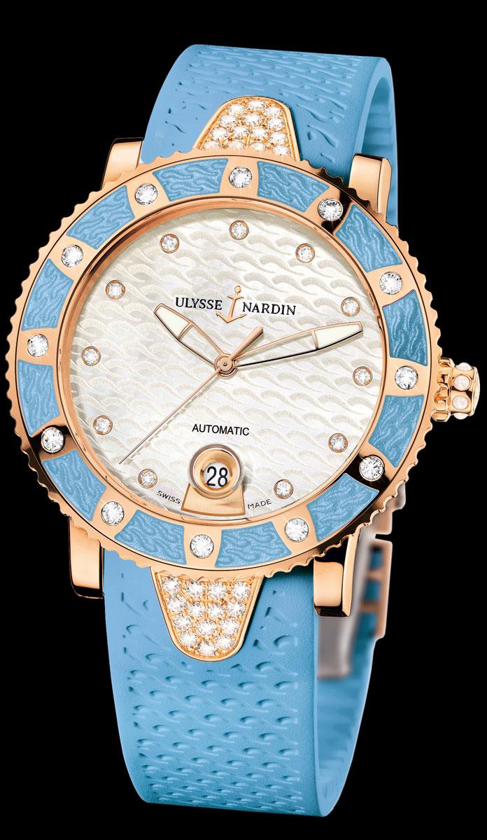 Женские часы nardin