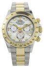 Rolex Cosmograph Daytona 116523 White mother-of-pearl Diamond Dial