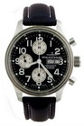 Zeno-watch Pilot Chrono 9557TVDDD-SV